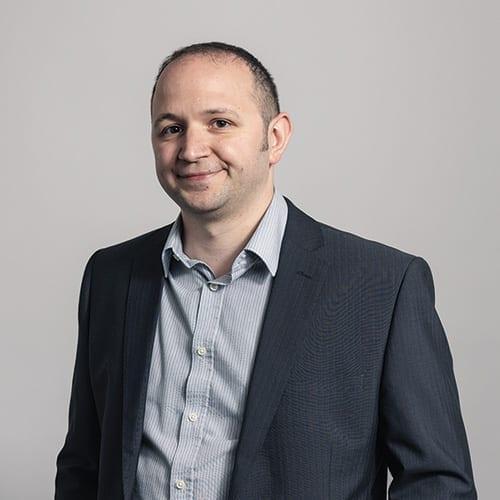 Liam Dushynsky - Indirect Tax Director