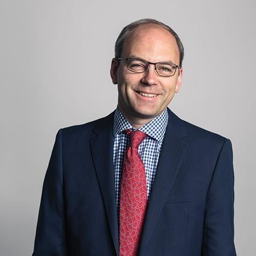 Nicholas Woodmansey - Corporate Finance Director