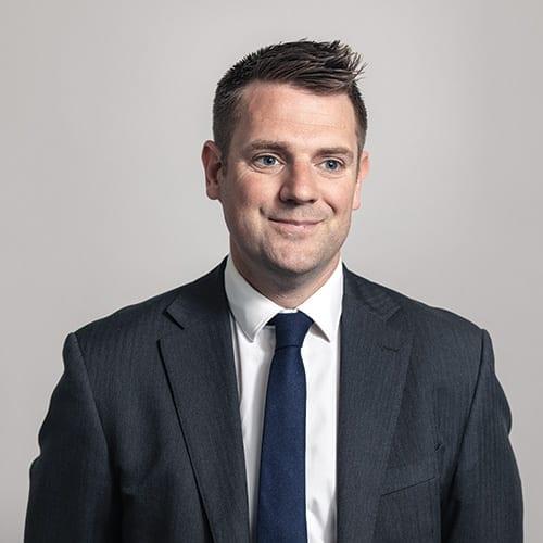 Richard Harris - Corporate Finance Director