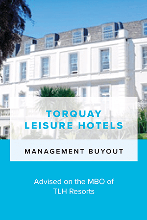 Torquay Leisure Hotels - Deal Tombstone