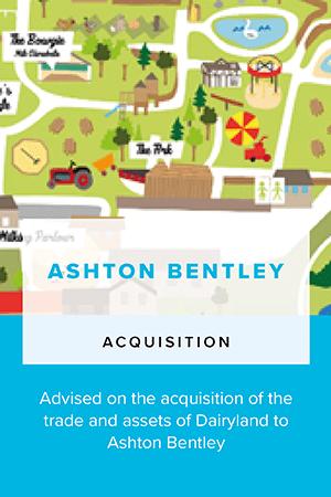 Ashton Bentley