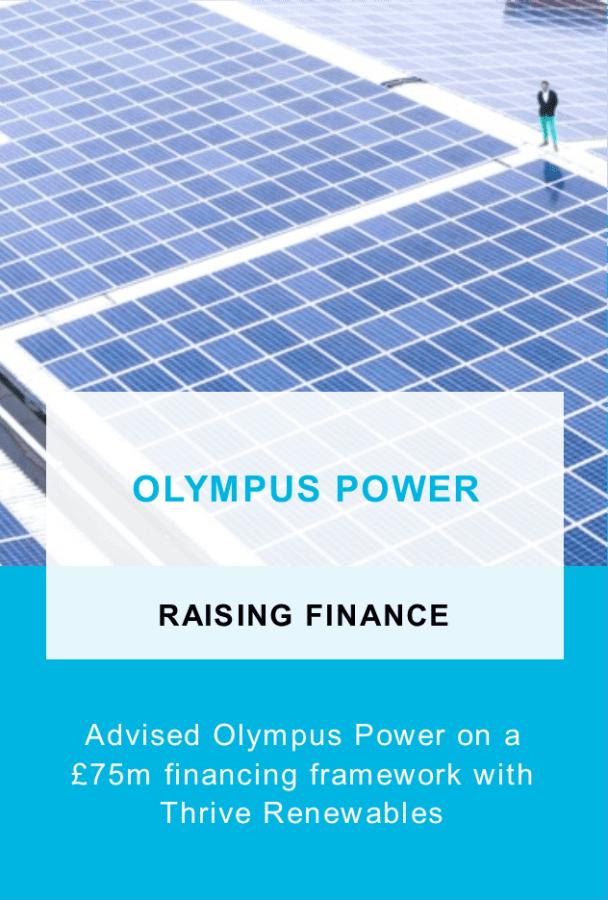 OLYMPUS POWER